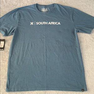 🔥Hurley South Africa T-shirt Sz XL Premium Fit🔥